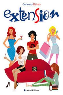 Extension - Gennaro Di Leo - copertina
