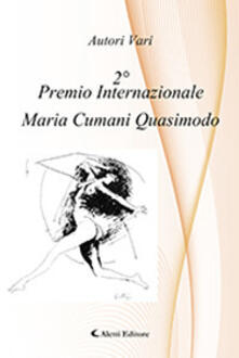 2° premio internazionale Maria Cumani Quasimodo - copertina