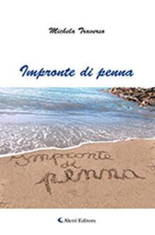 Impronte di penna - Michela Traverso - copertina