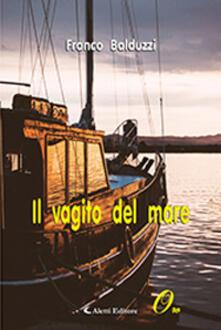 Il vagito del mare - Franco Balduzzi - copertina