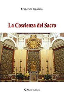 La coscienza del sacro - Francesco Liparulo - copertina