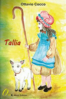 Tallia - Ottavio Cocco - copertina