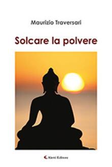 Solcare la polvere - Maurizio Traversari - copertina