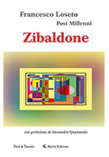 Zibaldone - Francesco Post Millenni Loseto - copertina