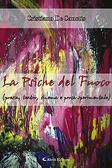 La psiche del fuoco - Cristiano De Sanctis - copertina