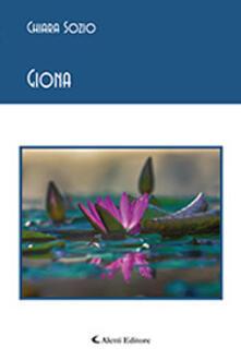 Giona - Chiara Sozio - copertina