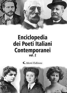 Vitalitart.it Enciclopedia dei poeti italiani contemporanei. Vol. 2 Image