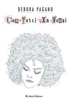 Con-testi in-versi - Debora Pagano - copertina