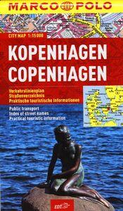 Foto Cover di Copenaghen 1:15.000, Libro di  edito da Marco Polo