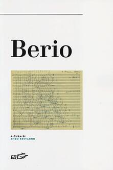 Berio - copertina