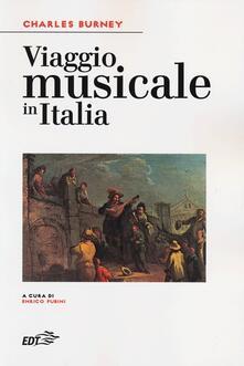 Winniearcher.com Viaggio musicale in Italia Image