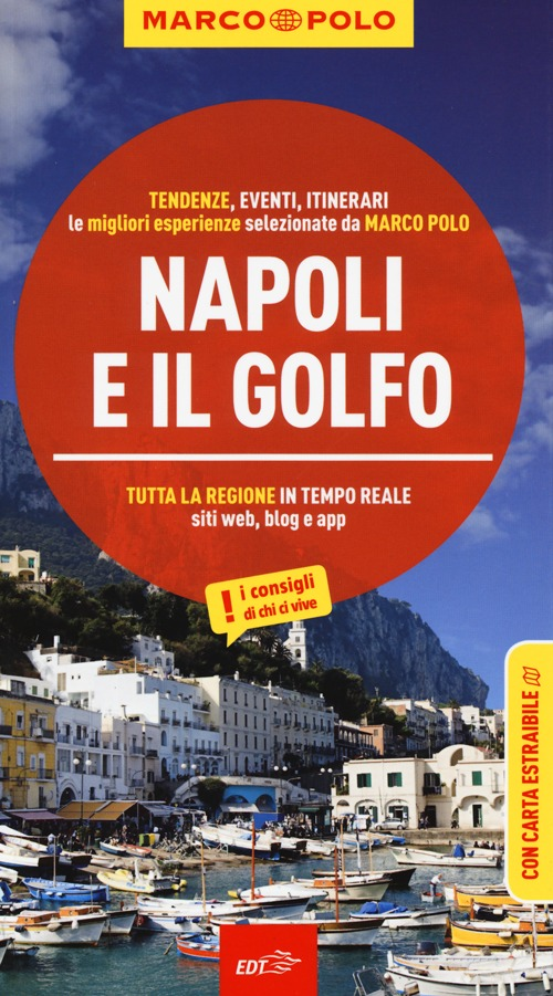 Napoli e il golfo. Con atla...