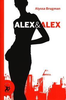 Alex & Alex - Alyssa Brugman - copertina