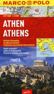 Atene 1:15.000 - copertina