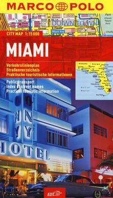 Miami 1:15.000 - copertina