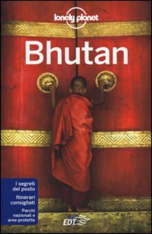Bhutan - Lindsay Brown,Bradley Mayhew - copertina