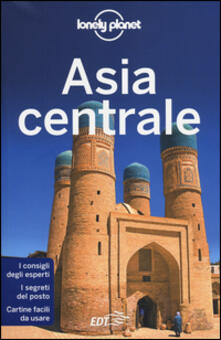 Asia centrale - copertina