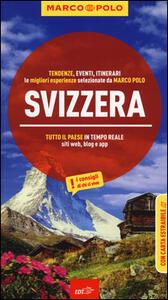 Svizzera. Con atlante stradale