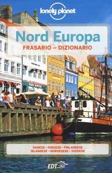 Nord Europa. Frasario e dizionario - copertina