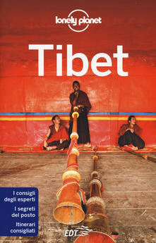 Tibet - Bradley Mayhew,Robert Kelly - copertina