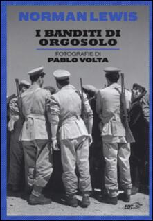 I banditi di Orgosolo - Norman Lewis - copertina