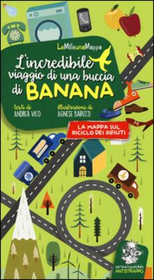 Milanospringparade.it L' incredibile viaggio di una buccia di banana Image