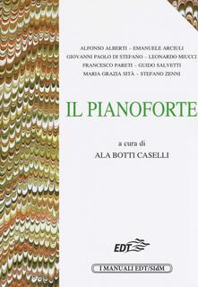 Il pianoforte - copertina