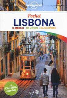 Lisbona. Con carta estraibile - Kerry Christiani - copertina