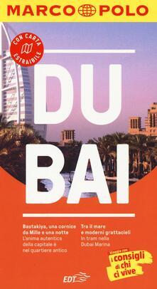 Dubai. Con atlante stradale - Manfred Wöbcke - copertina