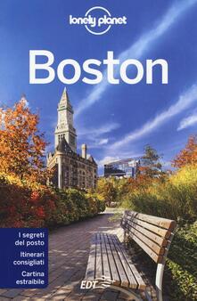 Boston. Con cartina - Mara Vorhees - copertina