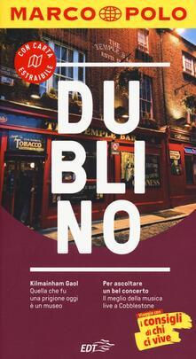 Listadelpopolo.it Dublino. Con atlante stradale Image