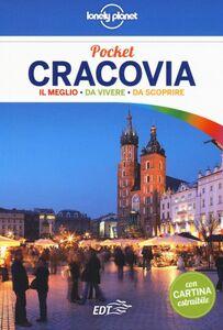 Foto Cover di Cracovia, Libro di Mark Baker, edito da EDT
