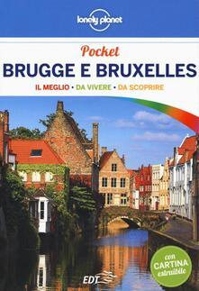 Brugge e Bruxelles. Con cartina - Helena Smith - copertina