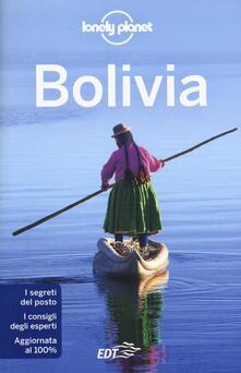 Bolivia - Michael Grosberg,Brian Kluepfel,Paul Smith - copertina