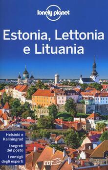 Ristorantezintonio.it Estonia, Lettonia e Lituania Image