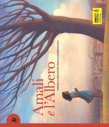 Amali e l'albero - Chiara Lorenzoni - copertina