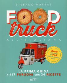 Food truck all'italiana - Stefano Marras - copertina