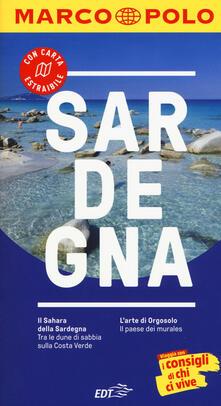 Sardegna. Con carta estraibile - Hans Bausenhardt,Peter Höh - copertina
