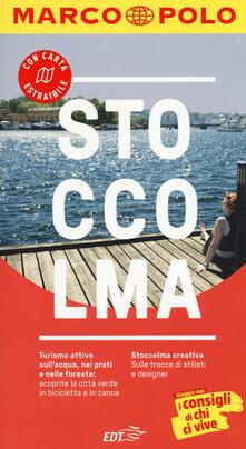 Camfeed.it Stoccolma. Con carta estraibile Image