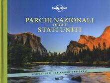 Parchi nazionali degli Stati Uniti - copertina