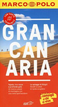 Gran Canaria. Con atlante stradale - Izabella Gawin - copertina