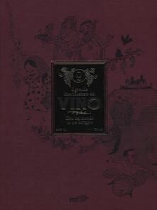 Il grande libro illustrato del vino. Giro del mondo in 110 bottiglie - Steingrímur Sigurgeirsson - copertina