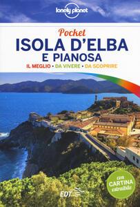 Isola d'Elba e Pianosa. Con carta estraibile. Ediz. a colori