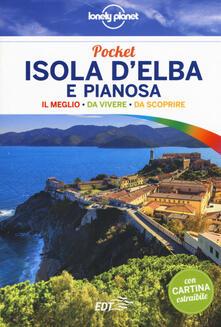 Ristorantezintonio.it Isola d'Elba e Pianosa. Con carta estraibile. Ediz. a colori Image