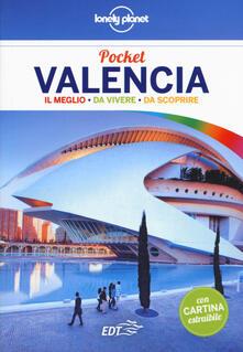 Valencia. Con carta estraibile - Andy Symington - copertina