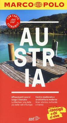 Austria. Con atlante stradale