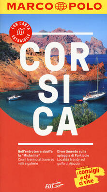 Corsica. Con atlante stradale - Gabriele Kalmbach - copertina