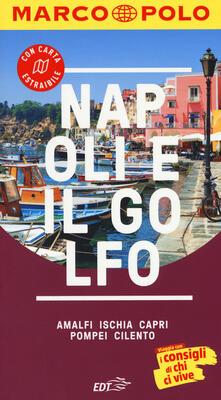 Lpgcsostenible.es Napoli e il golfo. Con atlante stradale Image