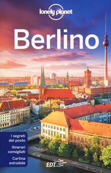 Berlino. Con carta estraibile - Andrea Schulte-Peevers - copertina