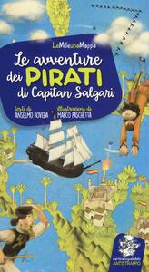 Le avventure dei pirati di Capitan Salgari